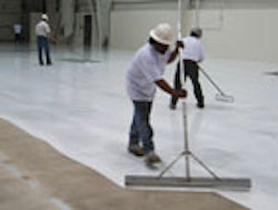 thick thin film concrete coatings