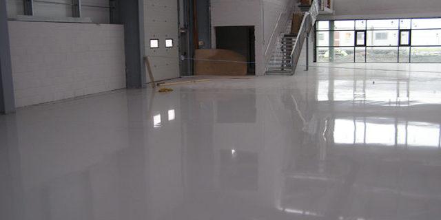 Electronics ESD Flooring