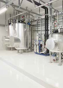 Food & Beverage Production Flooring