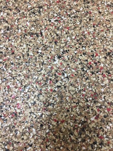 Decorative Flake Commercial Floors